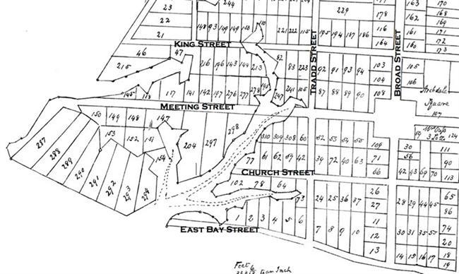 12  Vanderhorst's Creek | Halsey Map Preservation Society of