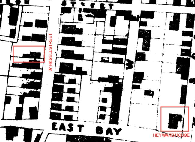 1838 (April 27-28) Fire | Halsey Map Preservation Society of